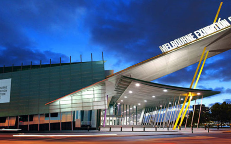 More like the movies in Melbourne, as MCEC finds new uses for flagship venue spaces