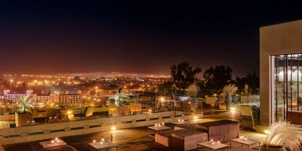 Fez by Night