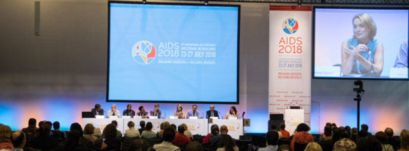 AIDS2018 in Amsterdam has an important message for the world