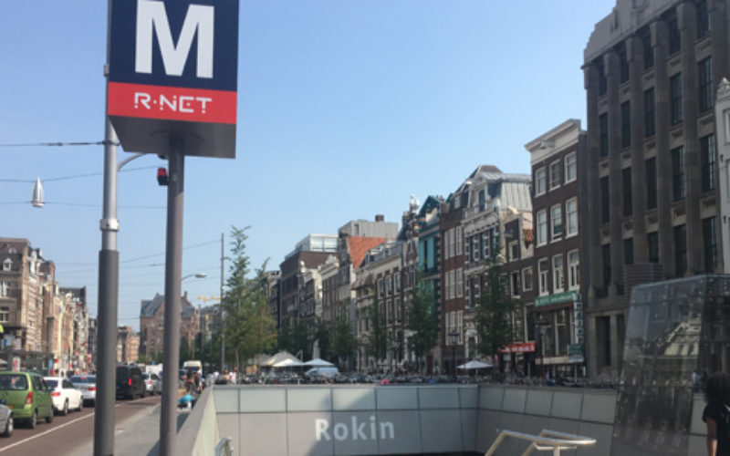 Major boost for RAI Amsterdam as new€1.3bn metro line opens