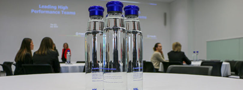 ICC Sydney pioneers plastic bottle waste reduction in M&E