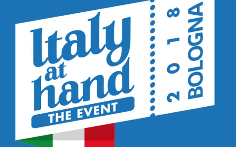 Italy at Hand comes to Bologna in November
