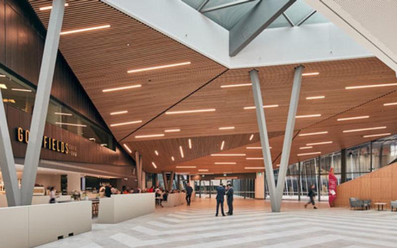 MCEC completes A$350m expansion