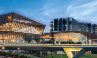 Adelaide centre becomes one of two 'platinum' sustainable venues in the world