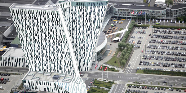 Bella Center Copenhagen is developing rapidly and has since January 2014 been part of the BC Hospitality Group - one of Denmark's biggest businesses in the hotel, conference, exhibition and hospitality industry.   Bella Center Copenhagen is located centrally in the new part of Copenhagen, Ørestad, and also the neighborhood around is developing rapidly into a modern and active part of Copenhagen.
