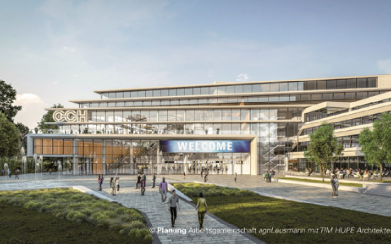 Poltrona Frau sitting pretty with big seating contract for new Hamburg centre