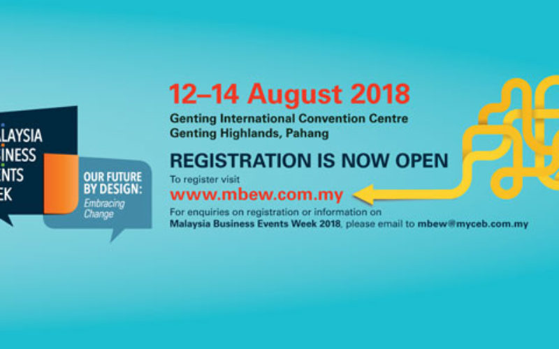 Malaysia Business Events Week is focusing on the future