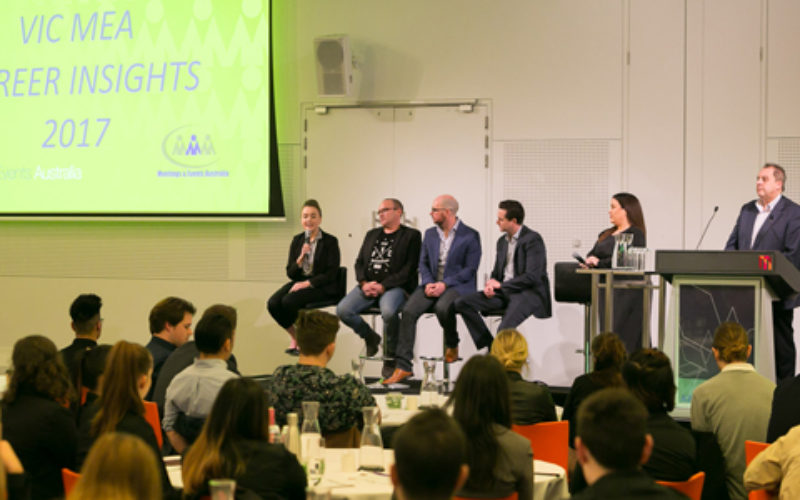 Australian industry leaders offer career pathway insights to students