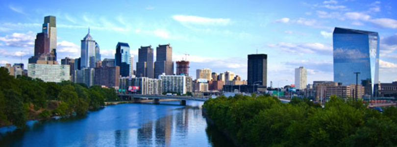 Philadelphia ranked number one in the US for hotel business
