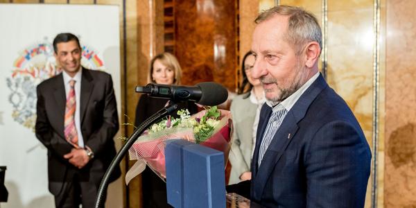 Prague Ambassador Awards Evening 2018_Julius Špičák