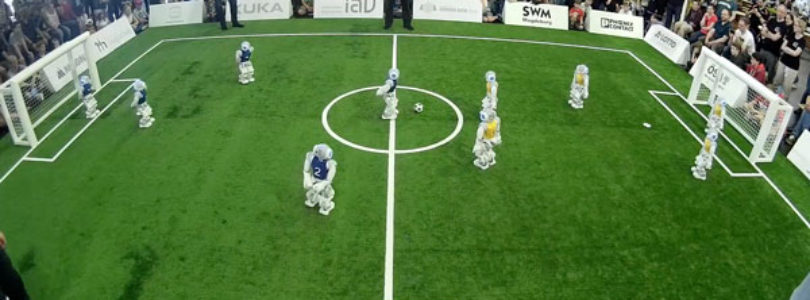 Robot World Cup comes to Sydney in 2019