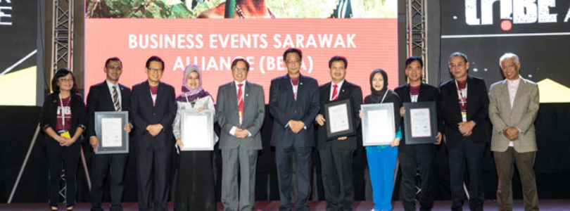 Sarawak commits to growing business events