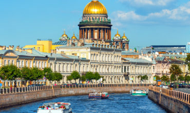 Second big bid win for new Russian CVB as WEC 2022 signs up for St Petersburg