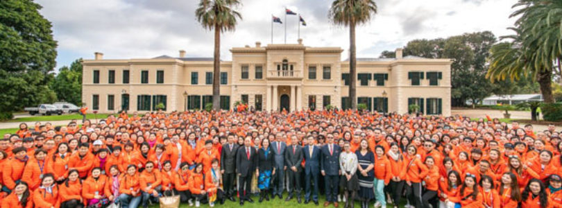 Adelaide rides Perfect China incentive waves for another year