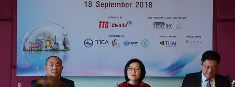 IT&CMA and CTW launch in Bangkok, Thailand
