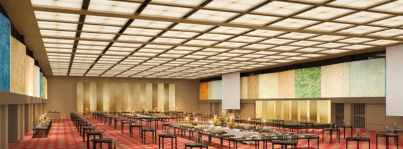 Reborn Okura Tokyo open for meetings bookings