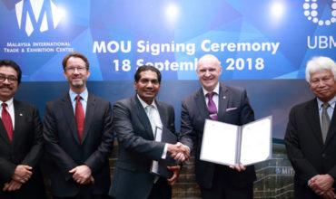 MITEC launches new partnership with UBM Malaysia