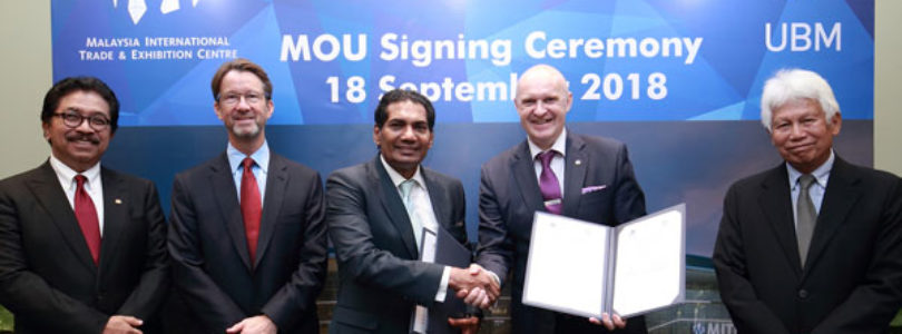 MITEC launches new partnership with UBM Malaysia