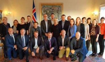 Strategic Alliance of the National Convention Bureaux of Europe meets in Reykjavík