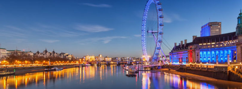 London ranked #1 for EMEA events in new Carlson Wagonlit survey