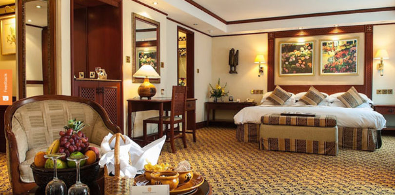 Kenya's five-star Nairobi Serena Hotel expands its meetings offering