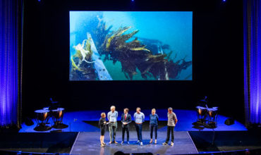 Underwater Wi-Fi and sustainable seaweed farms: The Hague Awards 2018