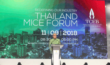 Thailand Convention Bureau showcases the country's events power