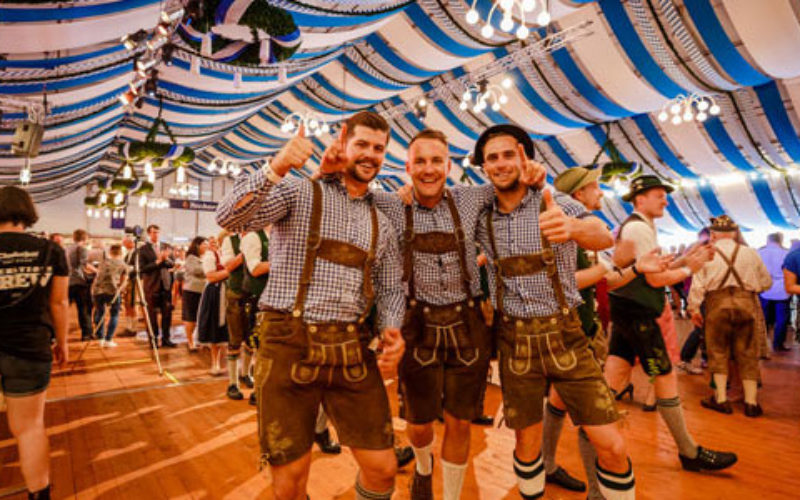 Brisbane Showgrounds go German for Oktoberfest