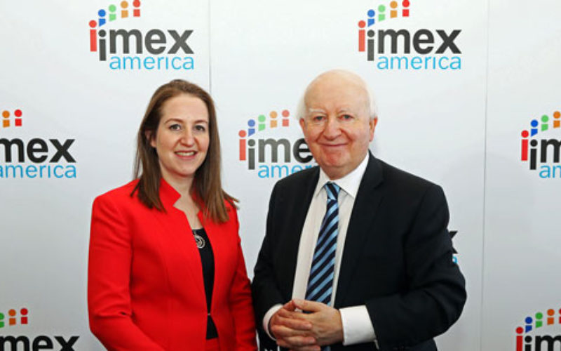 IMEX America in Las Vegas was the largest ever IMEX