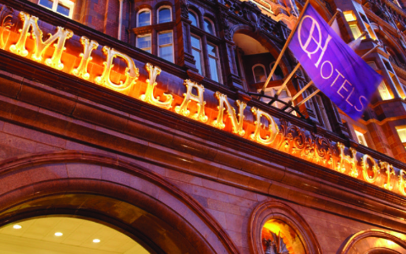 Manchester's Midland joins Leonardo Hotel group in £115m deal
