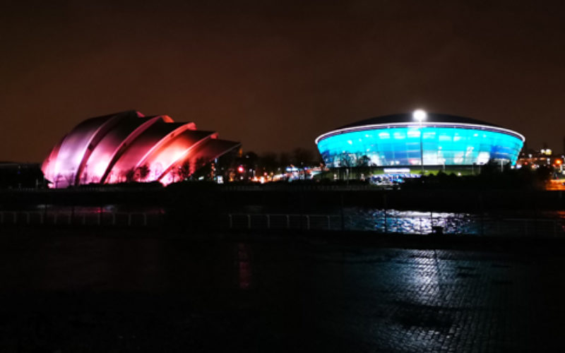 Glasgow's SEC counts down in colour to ABPCO awards