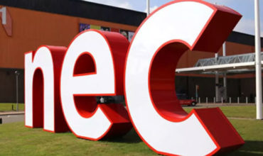 Blackstone nearing billion-dollar deal to buy UK's NEC Group