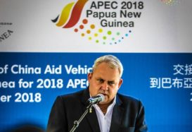 Is China's $25m PNG conference centre investment a political power play?