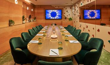 Explore Hilton Bankside's new multi-sensory meeting room