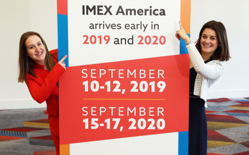 IMEX America pushed forward to September 2019