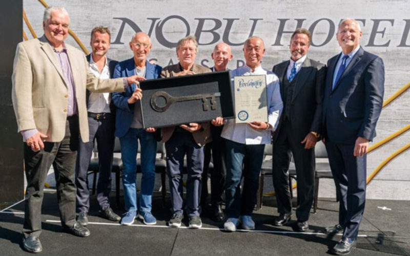 Caesars Entertainment extends partnership with Nobu Hotels