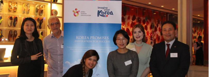 Korea on the ball with early London festive celebration