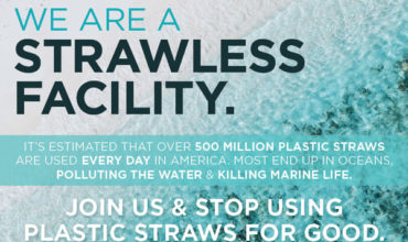 The Los Angeles Convention Center launches strawless campaign for America Recycles Day