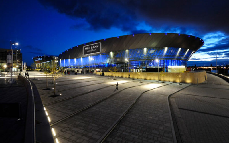 UK's Liverpool Arena to rebrand as M&S Bank Arena in 2019