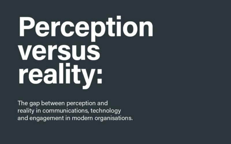 drp white paper 'Perception vs Reality' debated in UK Parliament