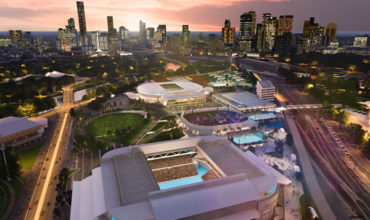 Melbourne putting new venue gloss on Olympic legacy