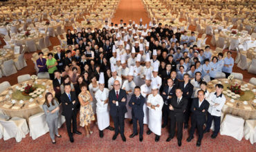 Hong Kong Convention and Exhibition Centre sets new standards for catering