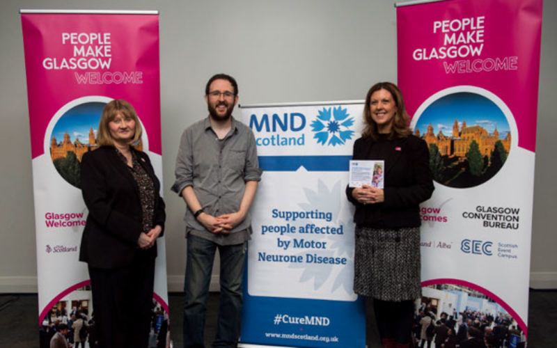 Glasgow to host symposium on ALS/MND