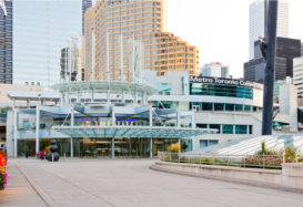 New President & CEO appointed at Metro Toronto Convention Centre