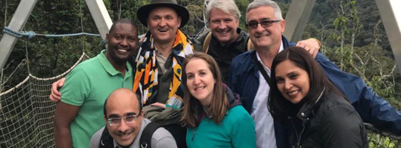 SITE in Rwanda for Executive Summit 2018