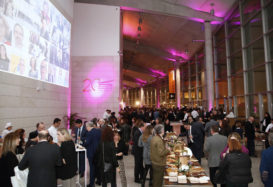 Valencia Conference Centre celebrates its 20th anniversary with ambassadors