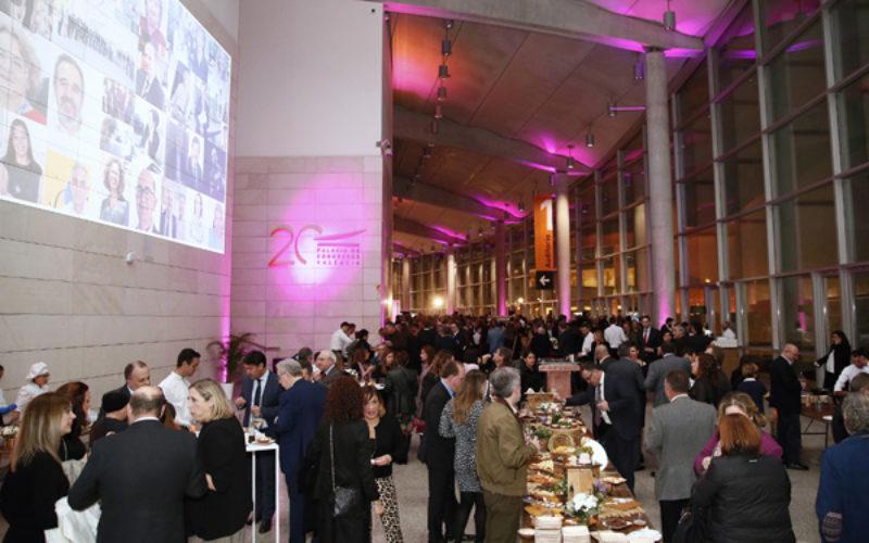 Valencia Conference Centre celebrates its 20th anniversary with ambassadors