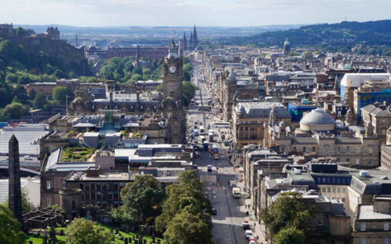 Festivals Edinburgh announced as ECM event sponsor