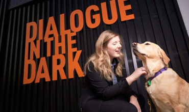 AIME to work with Guide Dogs Victoria on sensory show experience