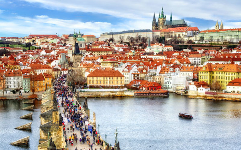 Overtourism: a case study in Prague